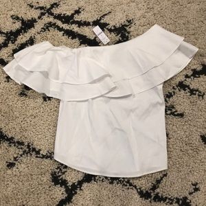 NWT White House Black Market Off the Shoulder